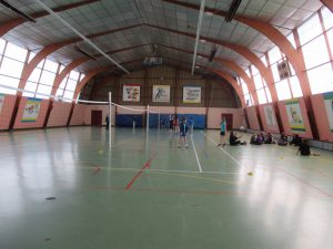Gymnase de Thiberville