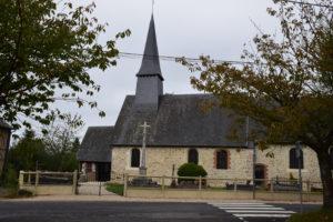 Eglise la Chapelle Hareng