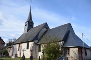 Eglise Heudreville en Lieuvin