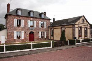 Mairie de Fontaine la Louvet