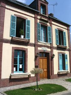 Mairie d'Asnières