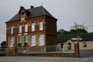 Mairie et salle communale