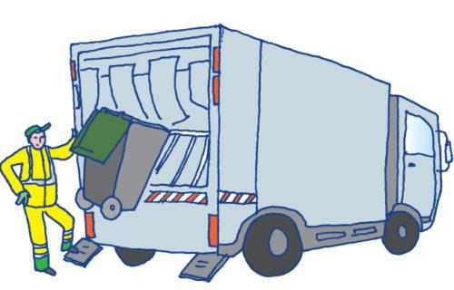 collecte déchets lieuvin pays d'auge